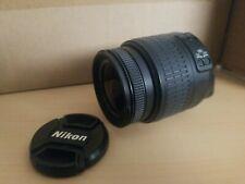 Nikon AF-S DX NIKKOR 18-55mm f/3.5-5.6G VR II DSRL Camera Lenses