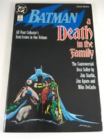 Batman A Death in the Family TPB 1988 DC 1st Printing FN Jim Starlin Jim Aparo