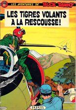 Charlier-Hubinon BUCK DANNY 27 TIGRES VOLANTS A LA RESCOUSSE Edition originale