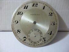 Invicta pocket watch dial Swiss made 43,0mm diameter