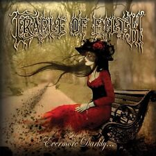 CRADLE OF FILTH - EVERMORE DARKLY   VINYL LP NEW+