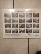 """Thomas Kinkade Poster 11""""X14"""" Prints (20)"""