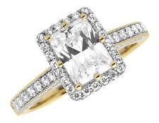 Joyería amarillos de diamante