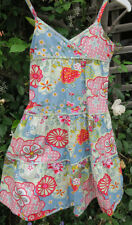 Girls Dress ✿ Oilily Kimono Blossom Fabric ✿  sz 3 - 4  ✿ New With Out Tags
