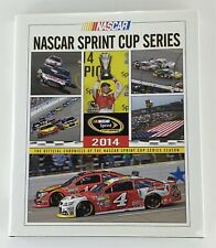 2014 Nascar Sprint Cup Series Chronicle Yearbook RARE Kevin Harvick Champion