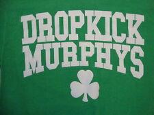 Dropkick Murphy's Punk Rock Band Fun In Dysfunctional Tour T Shirt Size S
