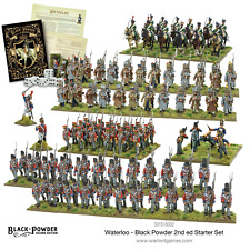 BlackPowder Warlord Games Waterloo Starter Set 2nd Edition (301510002)