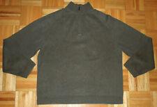 Ping Golf Sweater 1/4 Zip Pullover Cotton Linen Blend Dark Green Mens Size XL