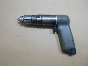 "Ingersoll Rand 6AMST6 3/8"" Pistol Grip Air Drill 1,500 RPM 89.4 In. lbs. Torque"