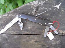 Ancien couteau multifonction Nogent