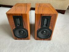 Immaculate Red Music Rosebud Mk2 Studio Reference Monitor Speakers!