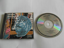HERBIE HANCOCK - Sound-System (CD 1984) JAPAN Pressing / NO BARCODE