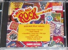 1 CD I MITI DEL ROCK HARD HEAVY METAL LIVE-BLACK SABBATH OZZY OSBOURNE/IRON MAN