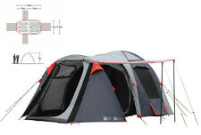 EPE ACADIA 6 PERSON FAMILY DOME TENT (SLEEPS 6) ACA6MT