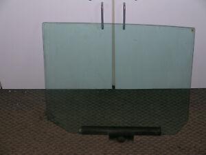 DOOR GLASS , RIGHT REAR, ROLLS ROYCE SILVER SHADOW, TRIPLEX SUNDYM
