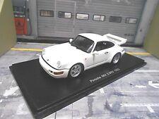 PORSCHE 911 964 Carrera 3.8 RS 1993 BIANCO WHITE PREZZO SPECIALE Diecast SPARK 1:43