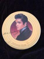 Elvis Presley Bradford Exchange Plate Jailhouse Rock 1st Issue