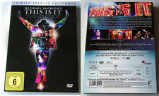 Michael Jackson - This Is It . 2010 Spec.Ed. DO-DVD OVP