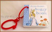 PETER RABBIT ATTACHABLE BUGGY BOOK BRAND NEW UK STOCK BABY & TODDLER BOARD BOOK