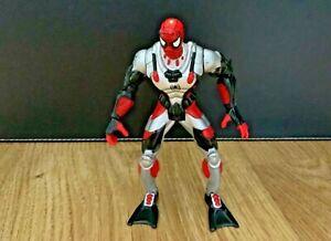 Figurine Spider-Man plongeur action figure toy biz 1997 Spider-Man Marvel