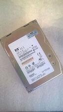 "LOT OF (40) HP 300 GB 15K RPM 3.5"" 6G SAS HARD DRIVE 533871-001 EF0300FATFD"