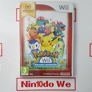 Pokemon Pokepark Pikachu's Adventure [Nintendo Wii](Selects) *PREMIUM REFURBISH*