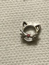 Origami Owl Kitty Cat Charm