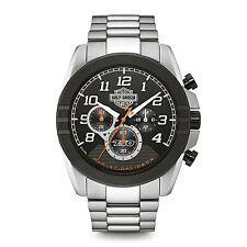 Montre-bracelet de Collection rue Harley Davidson 76B175 masculin