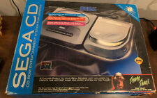 Sega CD Console Model 2 In BOX! Sewer Shark Bundle