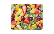 Fruit Salad Mouse Mat Pad - Food Restaurant Diet Healthy Fun Gift Computer #8655