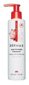 Derma E Anti-Wrinkle Cleanser 6fl oz/175ml
