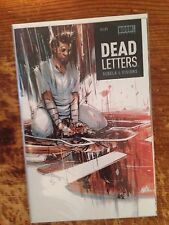 Dead Letters #1 Boom! 1st Print