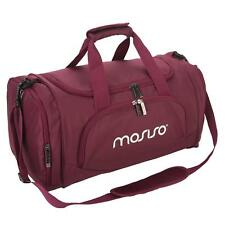 MOSISO Canvas Fabric Foldable Gym Bag Sports Duffels Lightweight Athletic Travel