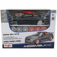 BMW M4 GTS KIT 1:24 Toy Car Diecast Metal Model Die Cast Models M 4