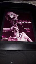 Dinosaur Jr. Feel The Pain Rare Original Radio Promo Poster Ad Framed!