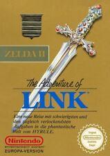NES - Legend of Zelda II / 2: Adventure of Link (PAL-B) (mit OVP) NEUWERTIG
