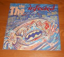 The The - Band Infected Poster Flat Square 1987 Promo 12x12 RARE