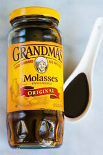 Grandma's Original All Natural Unsulphured Molasses ~ 12 fl oz.