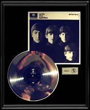 BEATLES WITH THE BEATLES GOLD RECORD PLATINUM  DISC RARE ALBUM LP