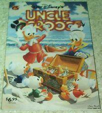 """Walt Disney's Uncle Scrooge 310, NM- (9.4) 1998 """"Sign of the Triple Distelfink"""""""
