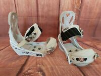 snowboard bindings size M BURTON FS #London 983