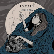 IN VAIN-ENIGMA-IMPORT CD WITH JAPAN OBI F83