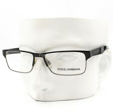 Dolce Gabbana DG 1232 01 Eyeglasses Frame Glasses Shiny Black 52-16-140