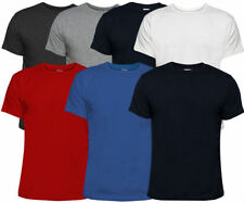 Unbranded Cotton Short Sleeve Basic T-Shirts for Men