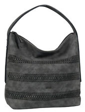 Gabor Simona Shoulder Bag Handbag Ladies 31 Cm (grau)