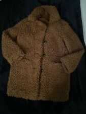 topshop teddy coat Size 12 Offers Welcome