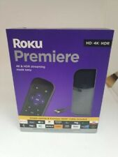 ROKU Premiere 4K HDR Streaming Media Player