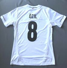5/5 GERMANY #8 OZIL 2012-2014 FOOTBALL HOME SHIRT JERSEY ADIDAS 15-16 SIZE YEARS