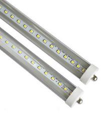 20pc FA8 Single Pin 8FT LED Retrofit Light Bulb Replace 75 Watt Fluorescent Tube