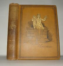The Works Of William Shakespeare- Volume 8 Only, Henry Irving, C1890+ HB